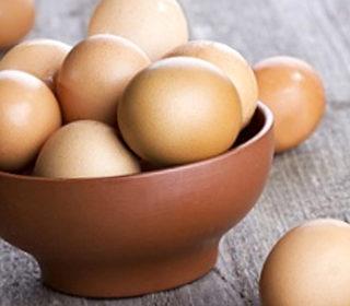 cena jajek